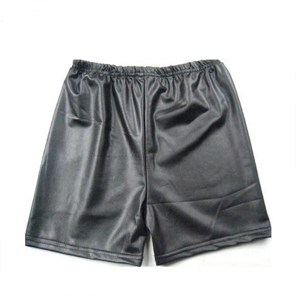 8bbd147ad84 ... Dámská móda a doplňky - Dámské šortky - imitace lesklé
