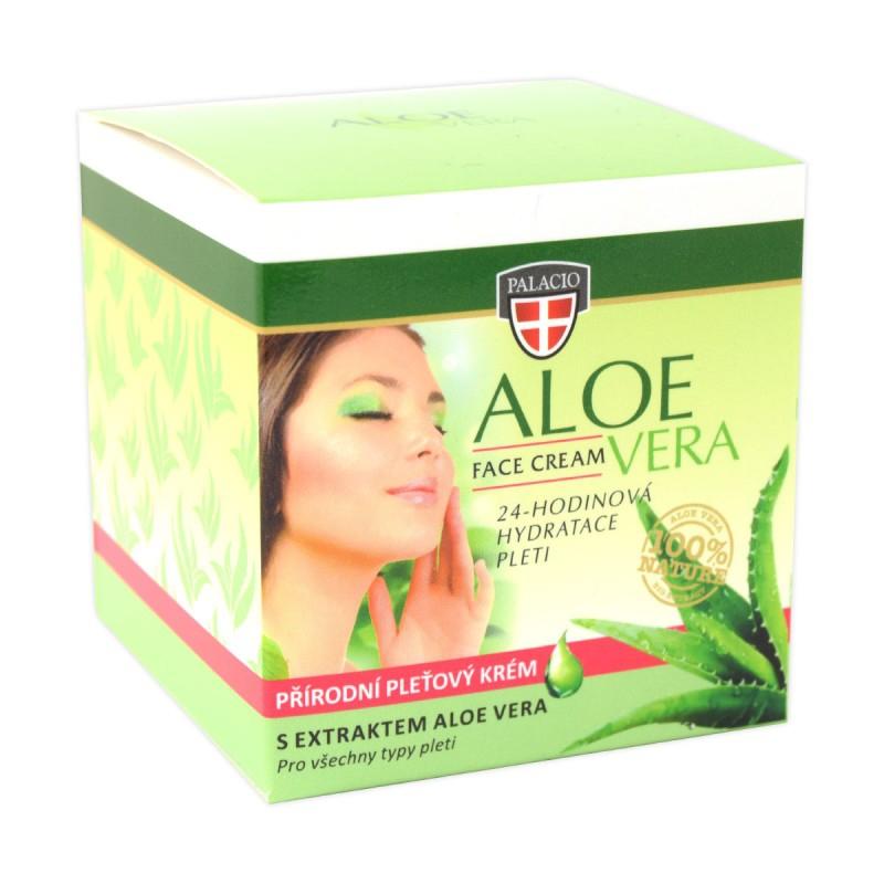 Palacio Aloe Vera pleťový krém, 50 ml