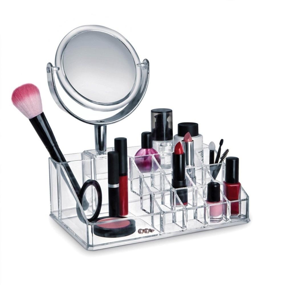 V&V Plastový kosmetický organizér