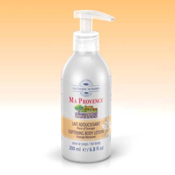 V&V Bio tělové mléko Ma Provence Pomeranč, 200ml