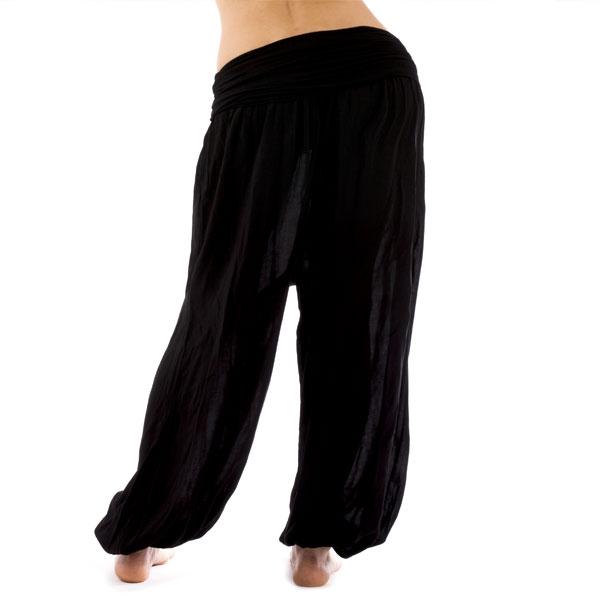 ... Dámská móda a doplňky - Harémové kalhoty Shakira - černá barva ... bd4061eabe