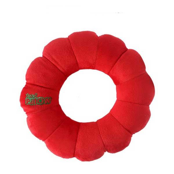 V&V Multifunkční polštář Total Pillow - červená barva
