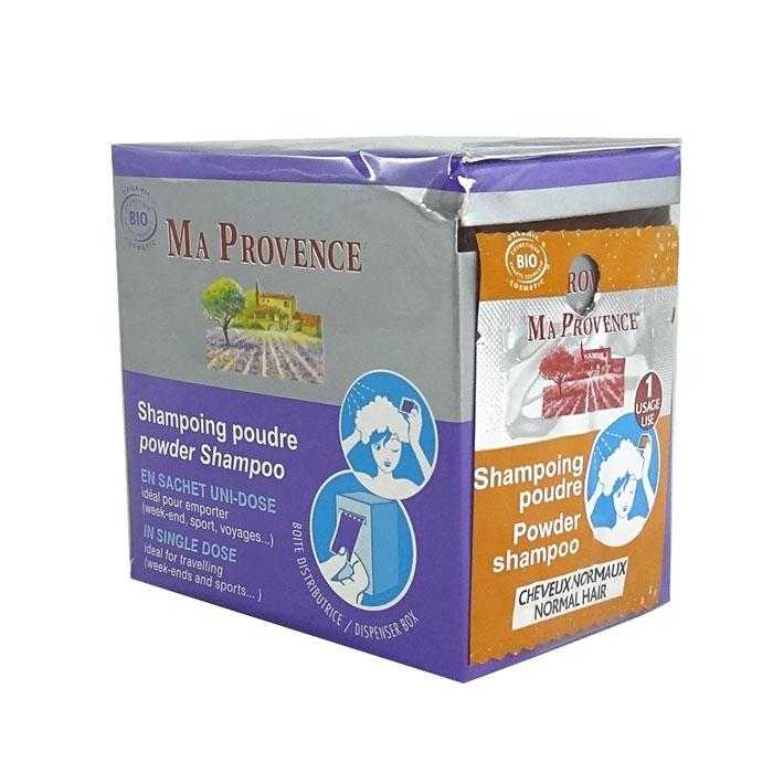 Práškový šampon Bio Ma Provence na normální vlasy - MA PROVENCE ®