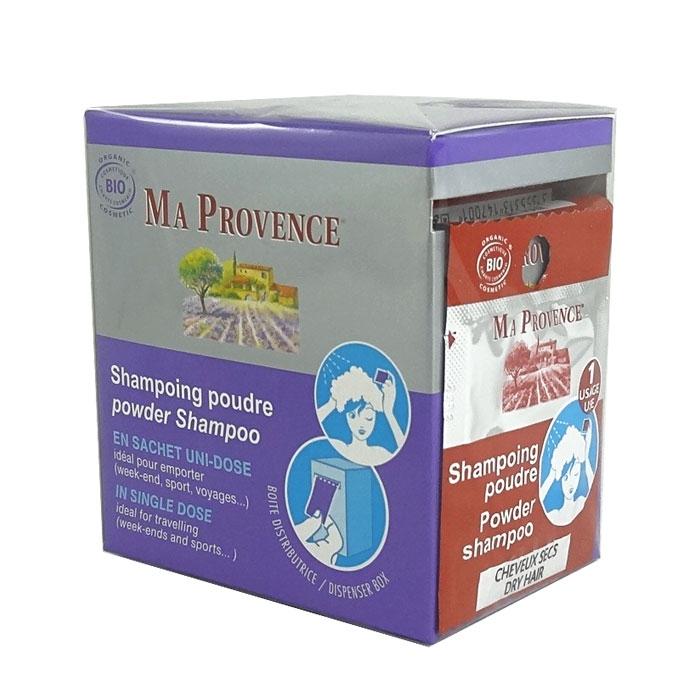 Práškový šampon Bio Ma Provence proti lupům