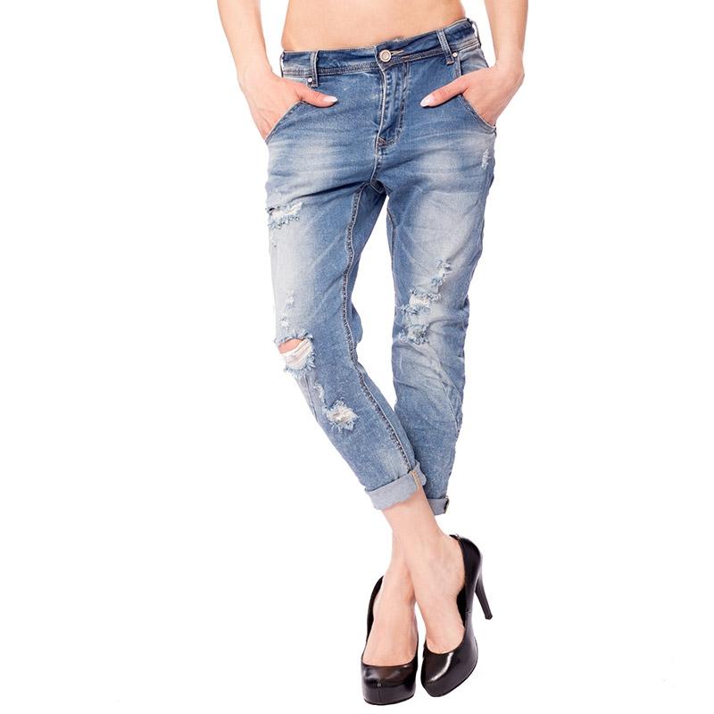 Dámské 7/8 džíny - Street Jeans - S