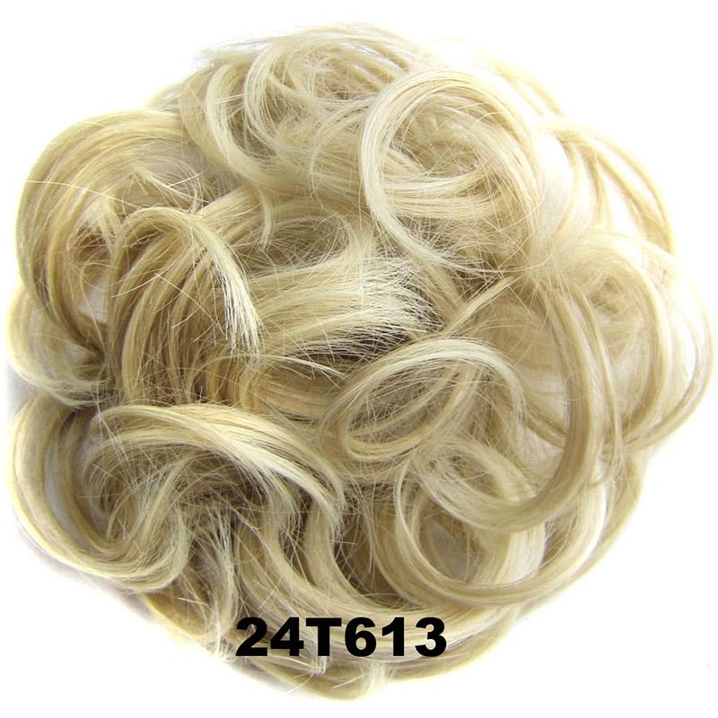 Příčesek - drdol na gumičce - odstín 24T613