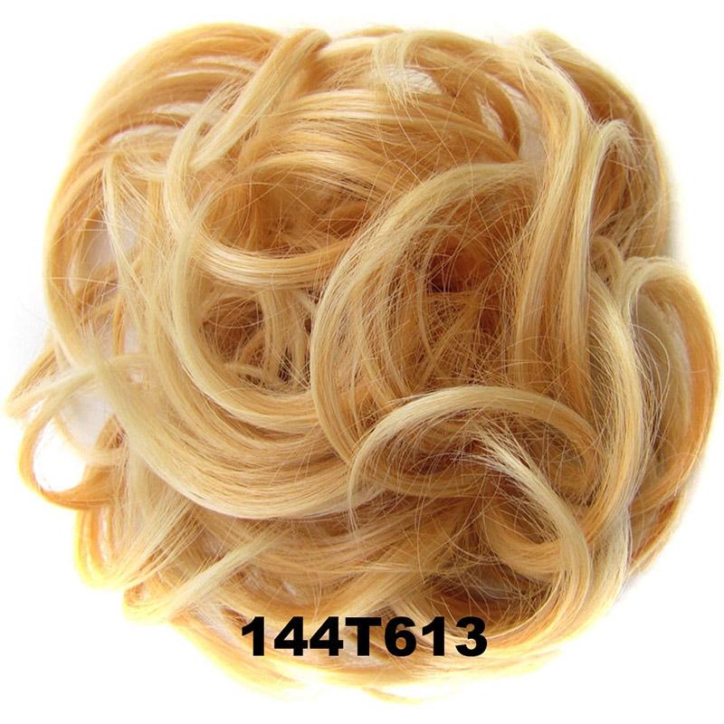 Příčesek - drdol na gumičce - odstín 144T613