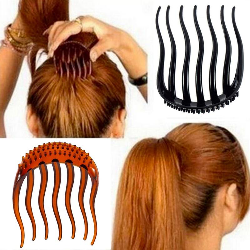 f1ab9426913 Prodlužování vlasů a účesy - Podložka pod culík pro vytvoření objemu ...