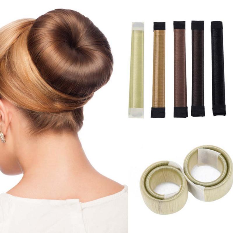 Prodlužování vlasů a účesy - Spona na drdol 2 f96b0a9f42c