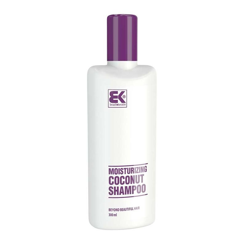 V&V Brazil keratin šampón COCO SHAMPOO 300 ml