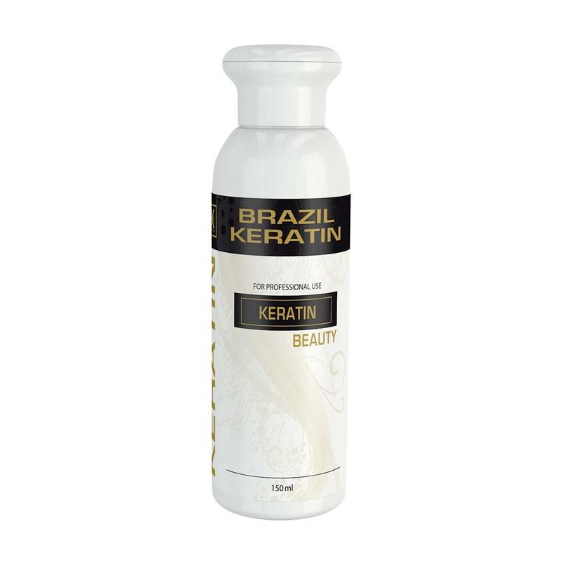 V&V Brazilský keratin Beauty - regenerační kúra pro poškozené vlasy - 150 ml