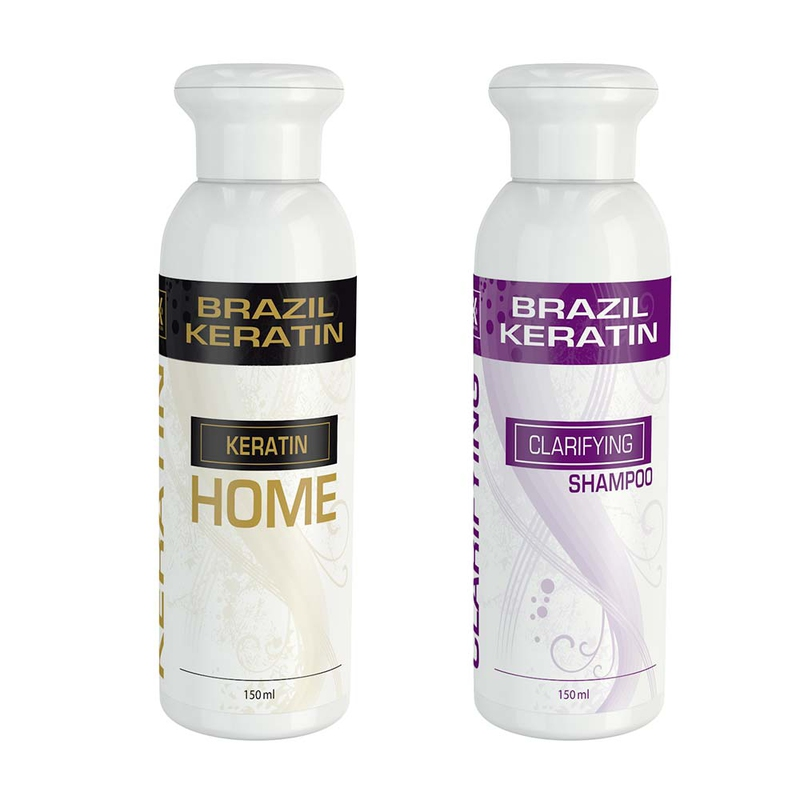 Brazilský keratin Beauty Keratin HOME SET
