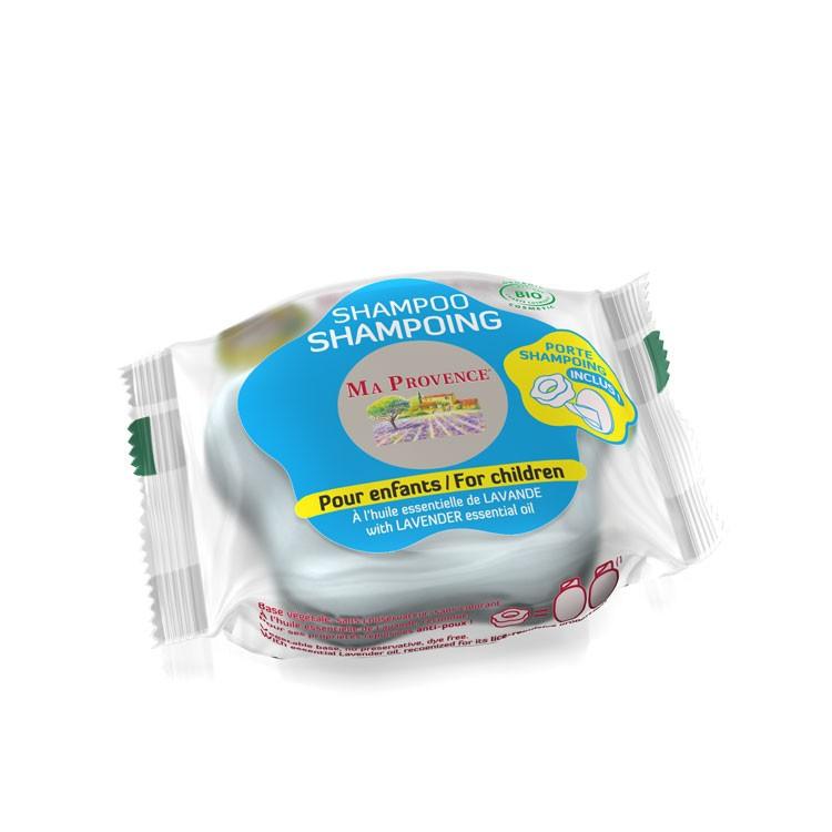 Tuhý šampon Bio Ma Provence pro děti, 85 g