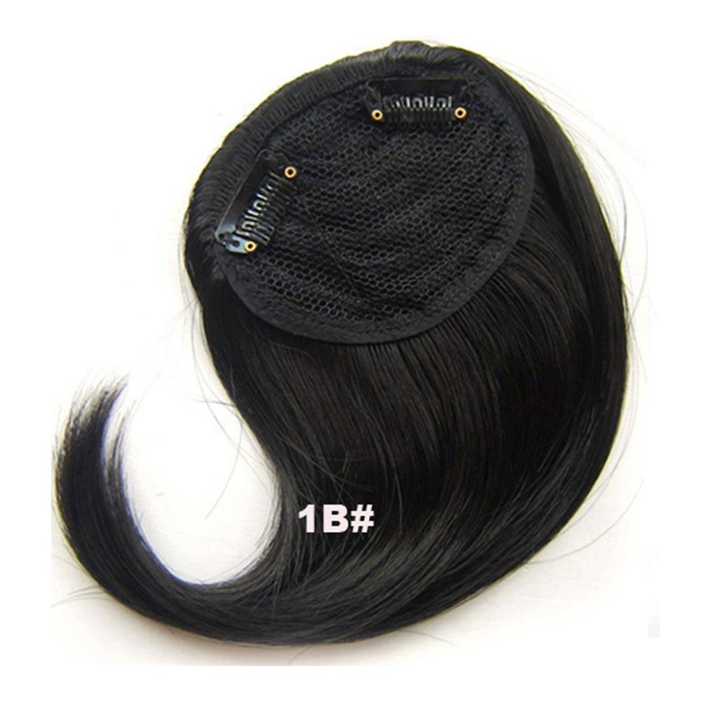 Clip in ofina na stranu - patka - 1B (černá)