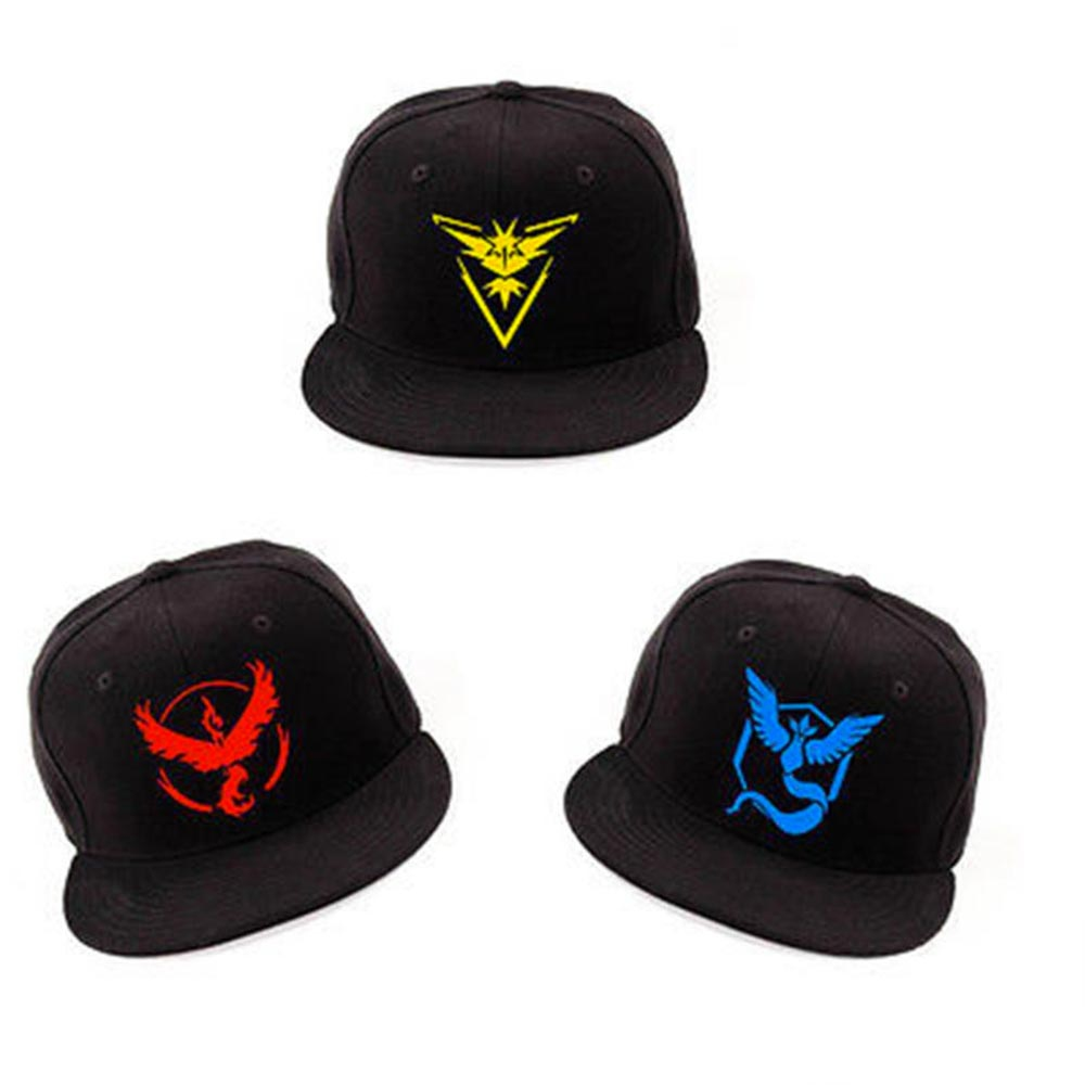 Dámská móda a doplňky - Týmová čepice Pokemon GO ... 6b15be53dd