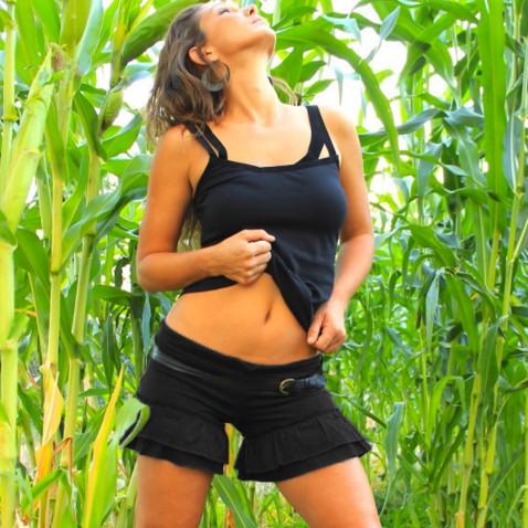 Dámské šortky Jungle Girl