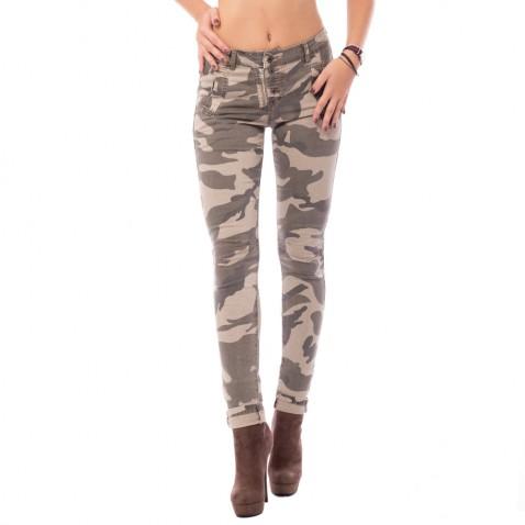 Dámské jeans kalhoty ARMY