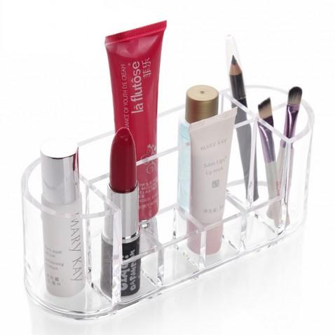 Plastový kosmetický organizér - mini