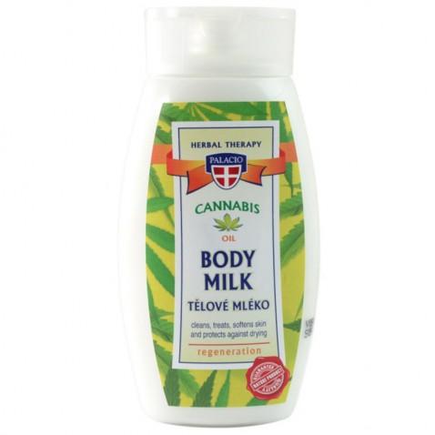 Konopné tělové mléko, 250 ml