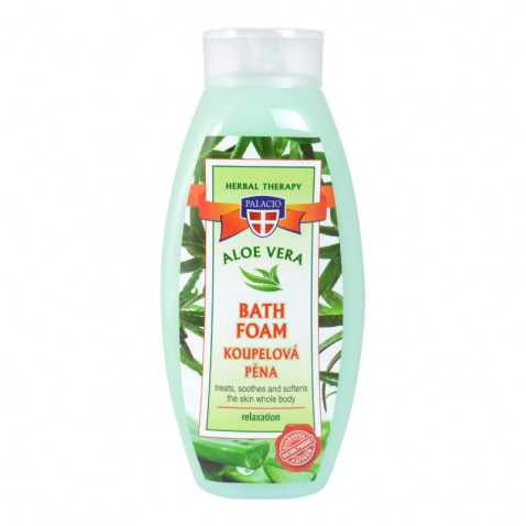Aloe Vera pěna do koupele, 500 ml