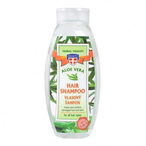 Aloe Vera vlasový šampon, 500 ml