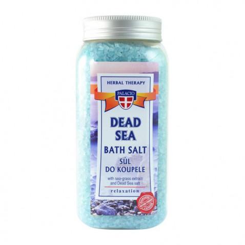 Mrtvé moře sůl do koupele, 900 g