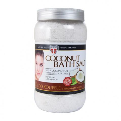 Kokosová sůl do koupele, 1200 g