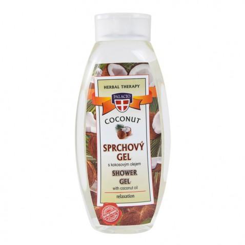 Kokosový sprchový gel, 500 ml