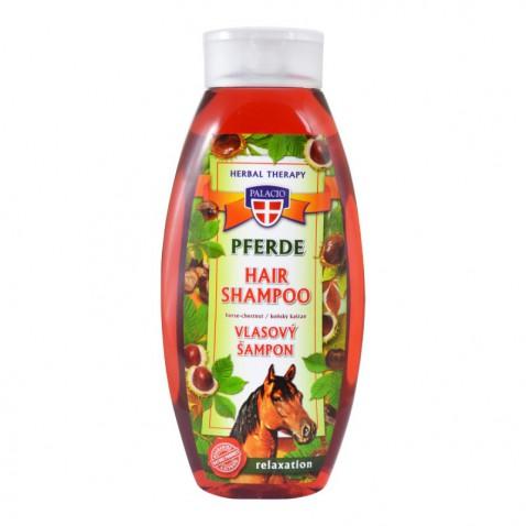 Pferde kaštanový vlasový šampon, 500 ml