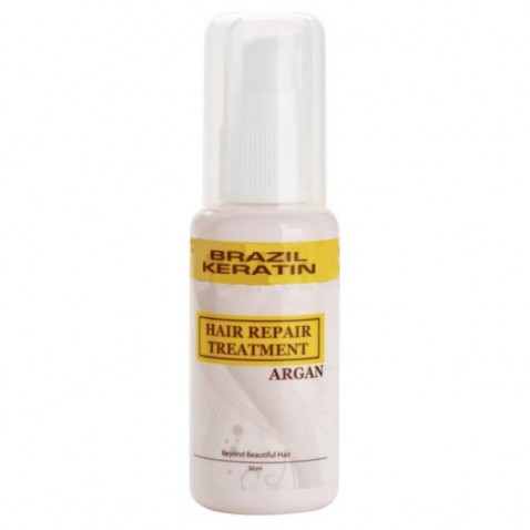 Brazil Keratin - vlasové sérum s arganovým olejem 50 ml