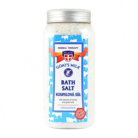 Kozí mléko sůl do koupele, 900 g