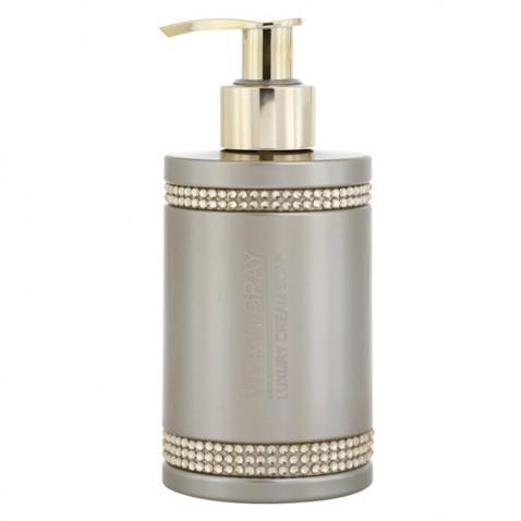 Vivian Gray Crystal Brown krémové mýdlo, 250 ml
