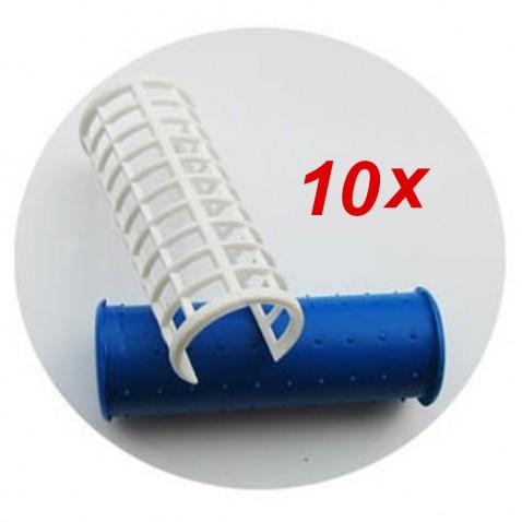 Natáčky varné - průměr 24 mm - náhradní spony, 10 ks