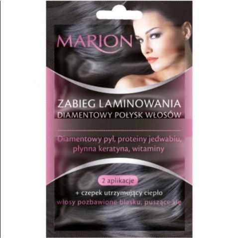 Marion Diamond maska na vlasy - diamantový lesk