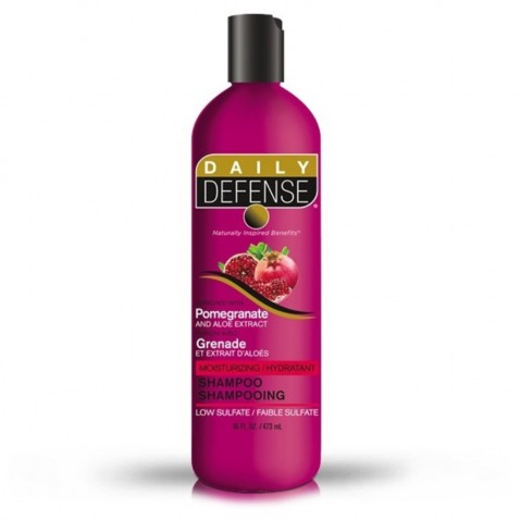 Daily Defence Pomegranat vlasový šampon, 473 ml