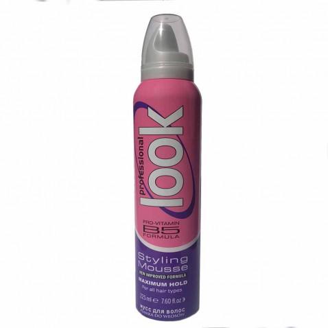 Pro Look Maxi tužící pěna, 225 ml