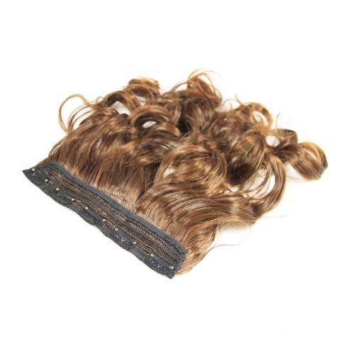 Clip in pás vlasů - lokny 50 cm - odstín 2/30
