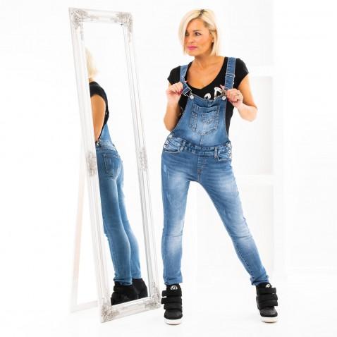 Jeans s laclem