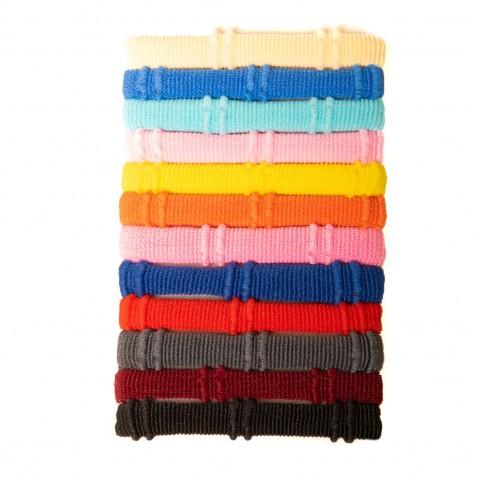 Sada gumiček Multicolor 12 ks