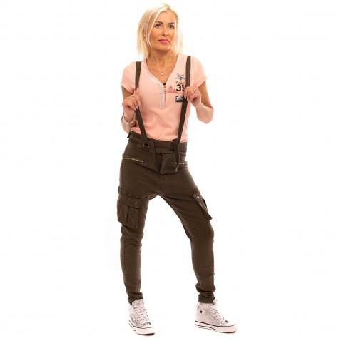 Dámské baggy Freestyle - khaki