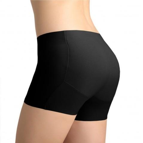 Push up tvarovací šortky Hip Enhancer černé