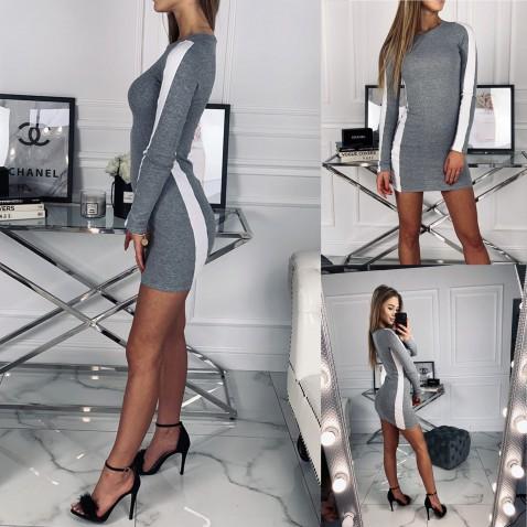 Dámské elastické šaty Ella Gray