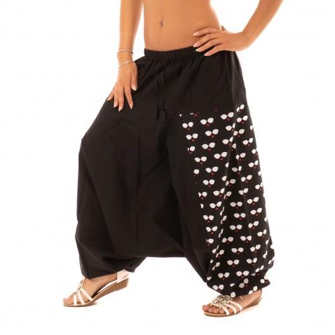 Harémové kalhoty Bumginy Glases