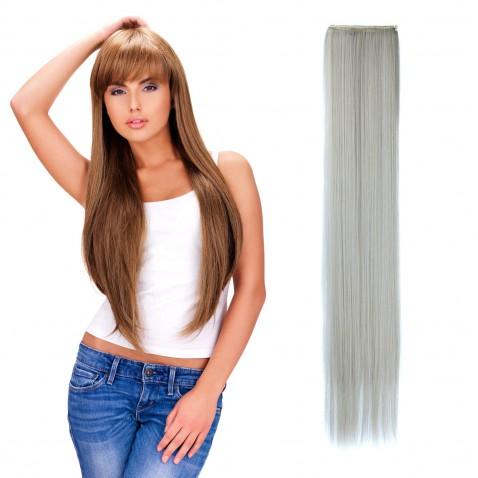Clip in pásek rovný 60 cm - odstín R