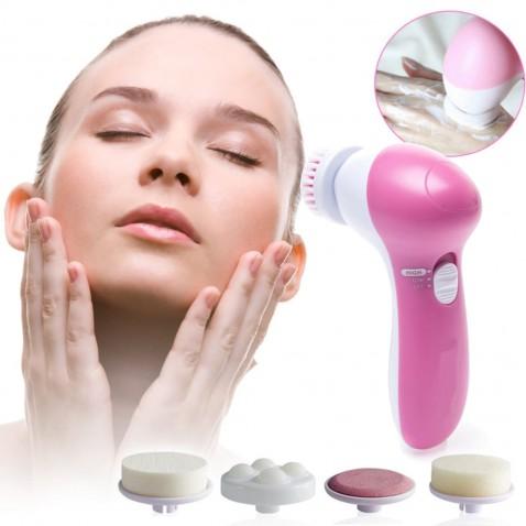 Multifunkční masážní přístroj obličeje