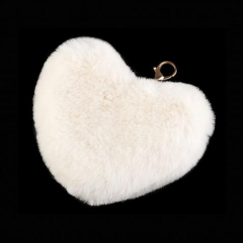 Klíčenka / pouzdro srdce 15 x18 cm