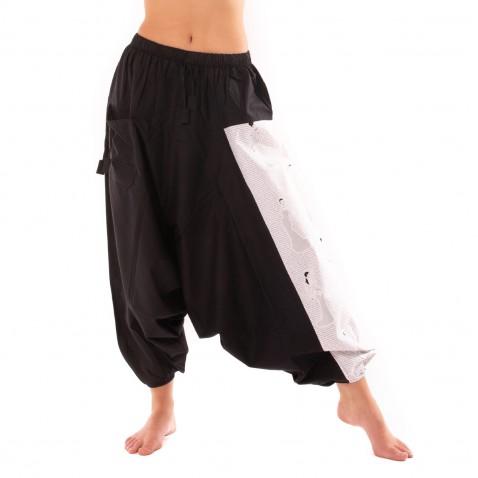 Harémové kalhoty Bumginy Models