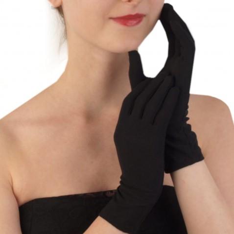 Společenské rukavice dámské 22 - 23 cm