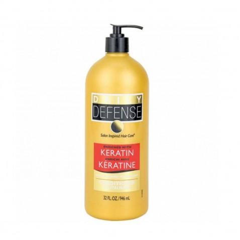 Daily Defence vlasový kondicioner s keratinem, 946 ml