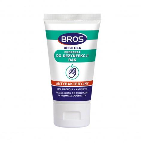 Bros Antibakteriální gel na ruce 60% alkoholu, 40 ml